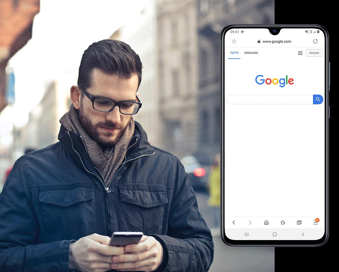 Il dispositivo Manet fornisce connettività 4G illimitata