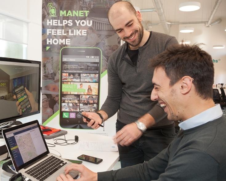 Manet Mobile Solutions è stata scelta da Google come caso Android di successo