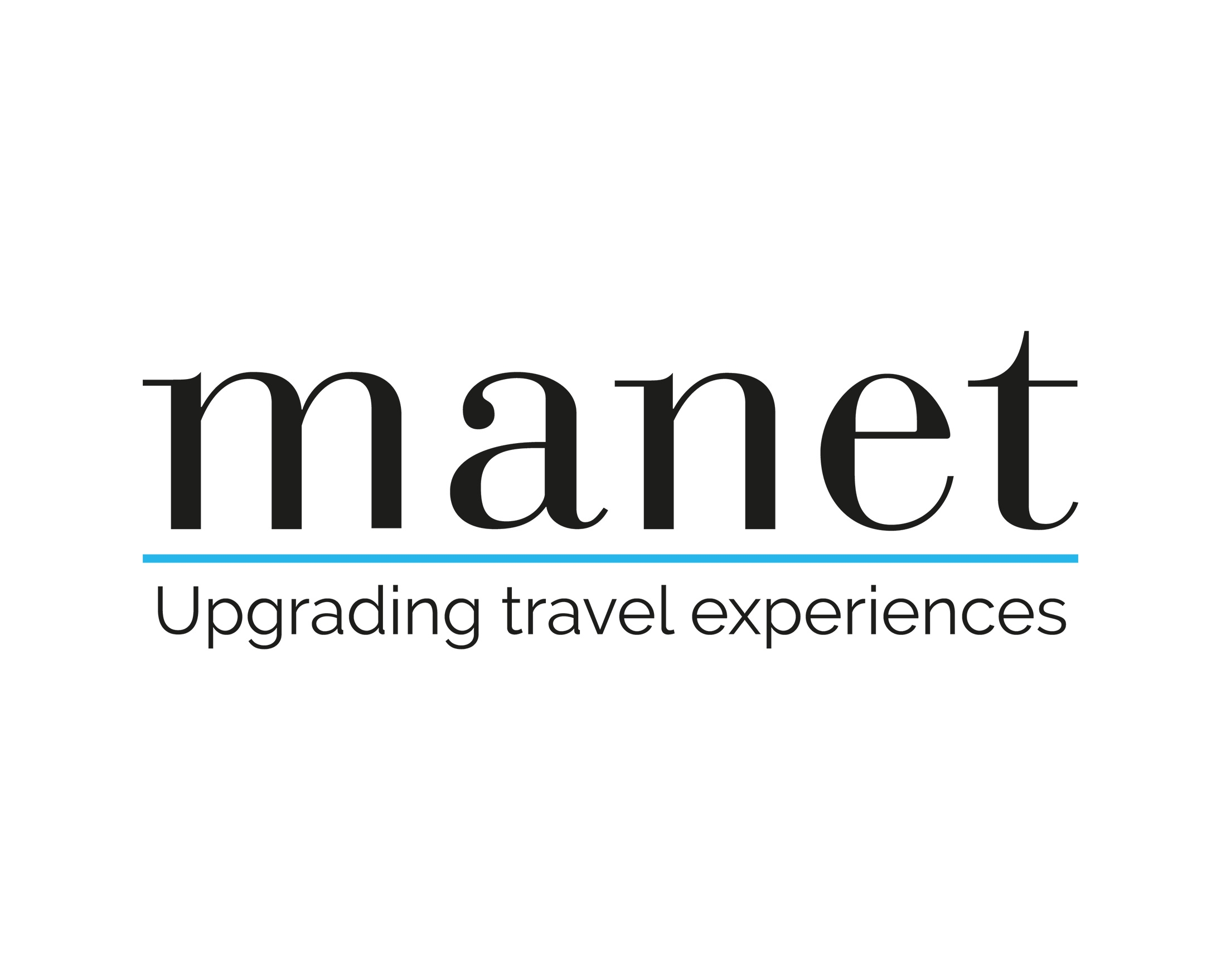 Manet Mobile Logo