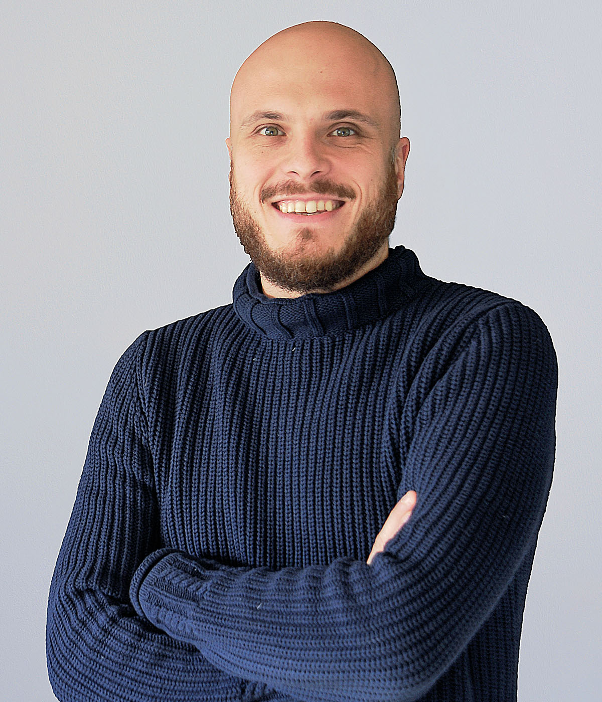 Luca Liparulo, COO & co-founder at Manet Mobile Solutions Srl