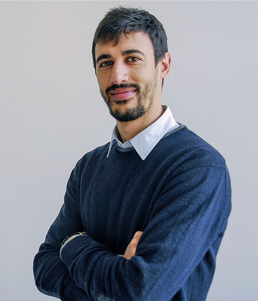 Marco Maisto, CTO & co-founder at Manet Mobile Solutions Srl