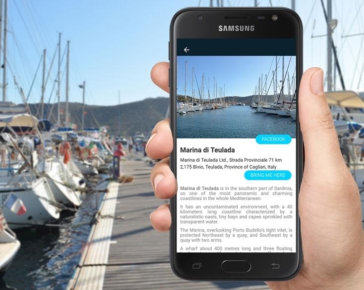 Manet per i porti turistici, a Marina di Teulada