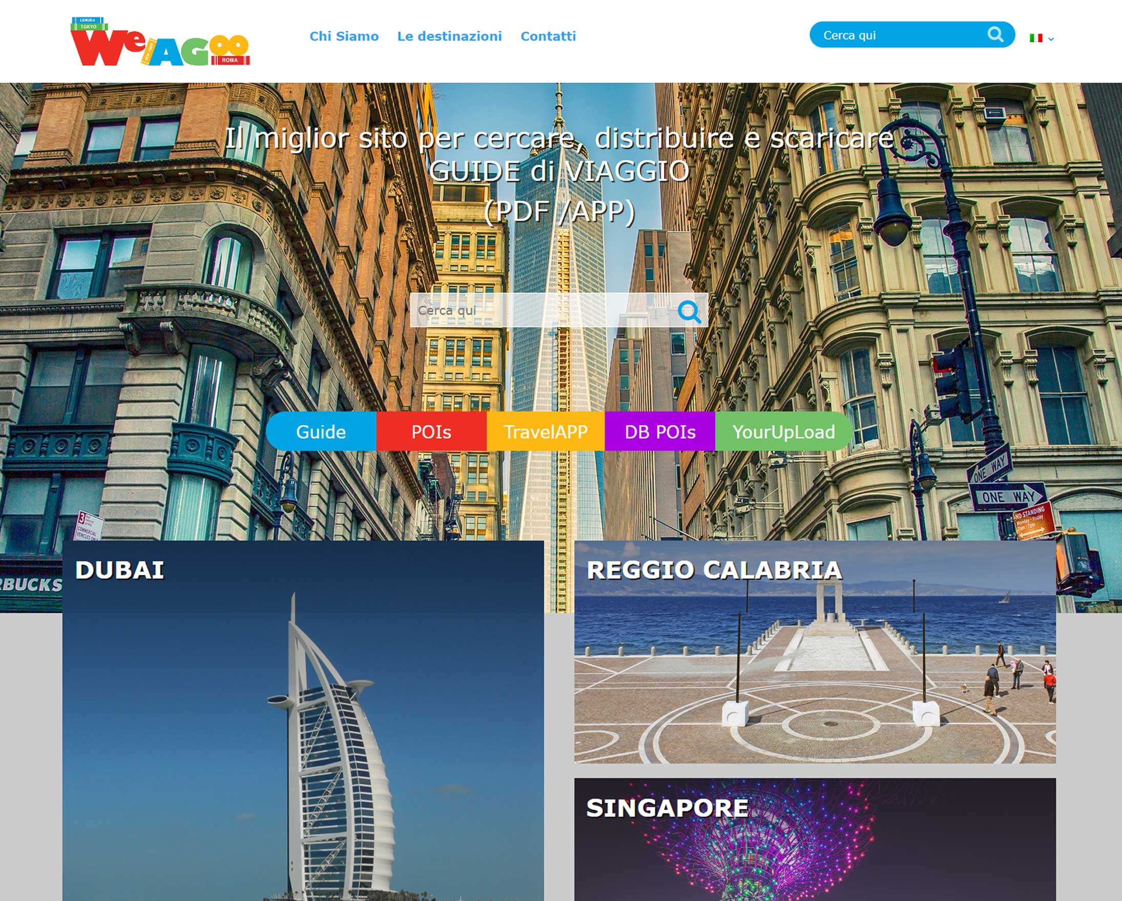 Manet is partner with WeAGoo for tourist content and guides
