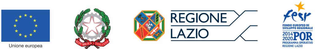 Logo POR-FESR per il progetto Re-MANET