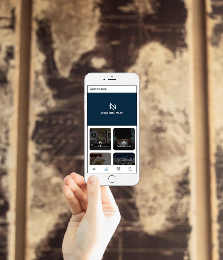 Manet app