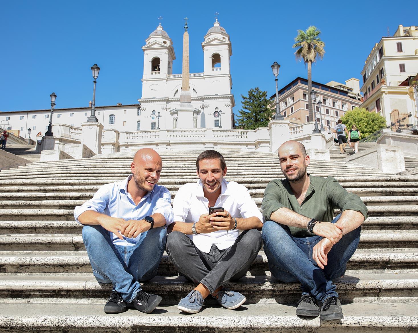 I fondatori usano Manet in città