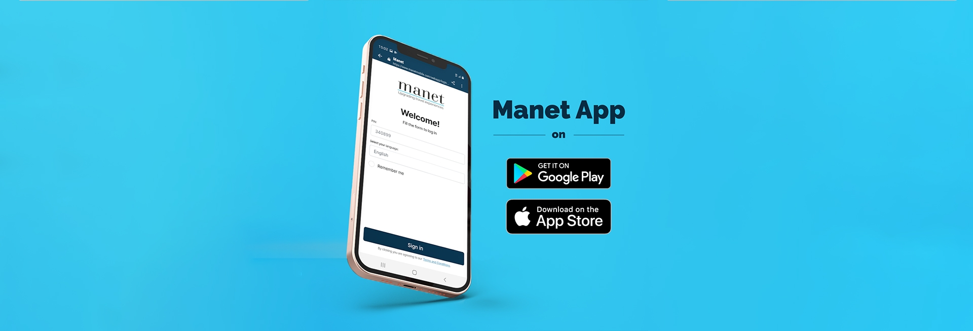 Manet is live on Google Play and App Store
