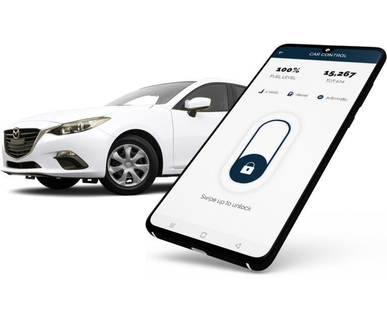 Manet allows you to open and close the car